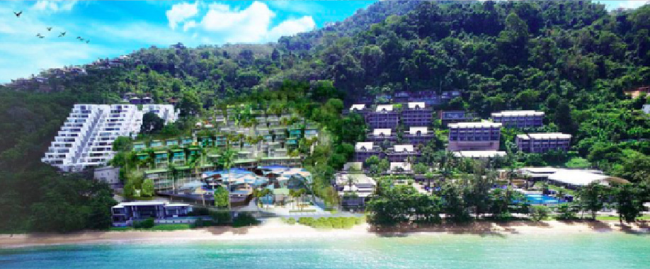 Beachfront Development in Phuket, a Great Real Estate Investment