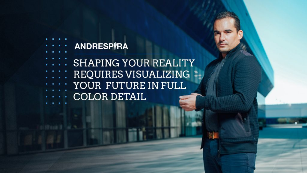 Andres Pira - Visualizing success quote