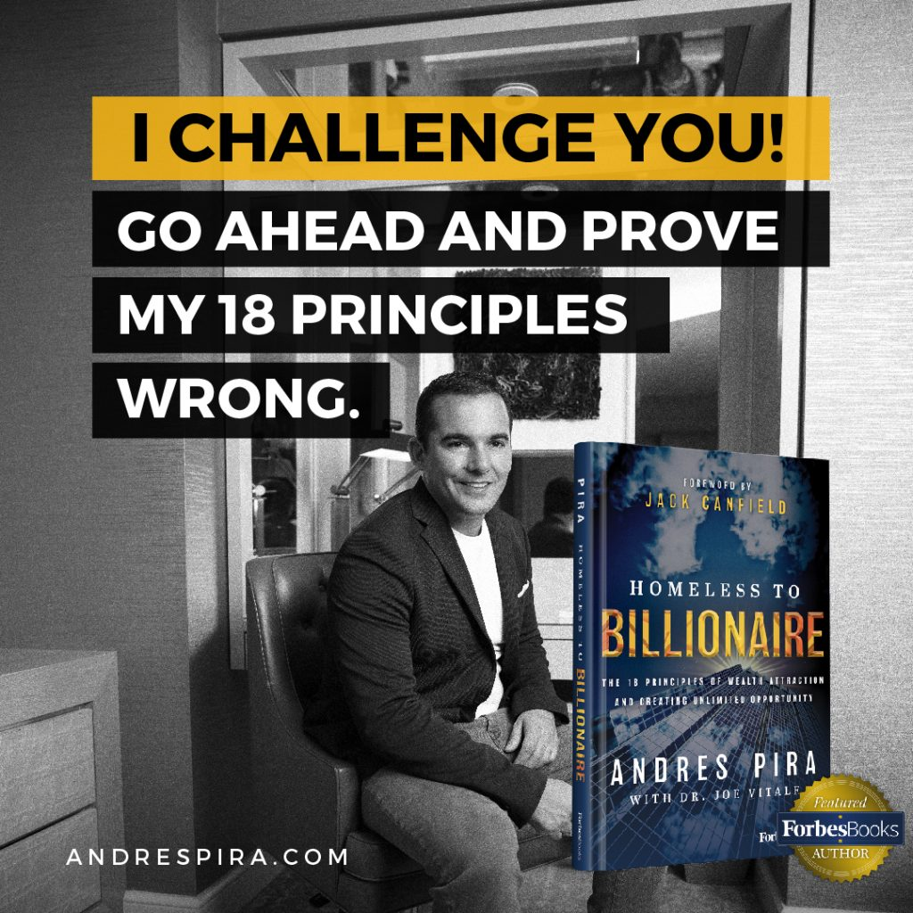 Homeless to Billionaire | Prove My 18 Principles Wrong