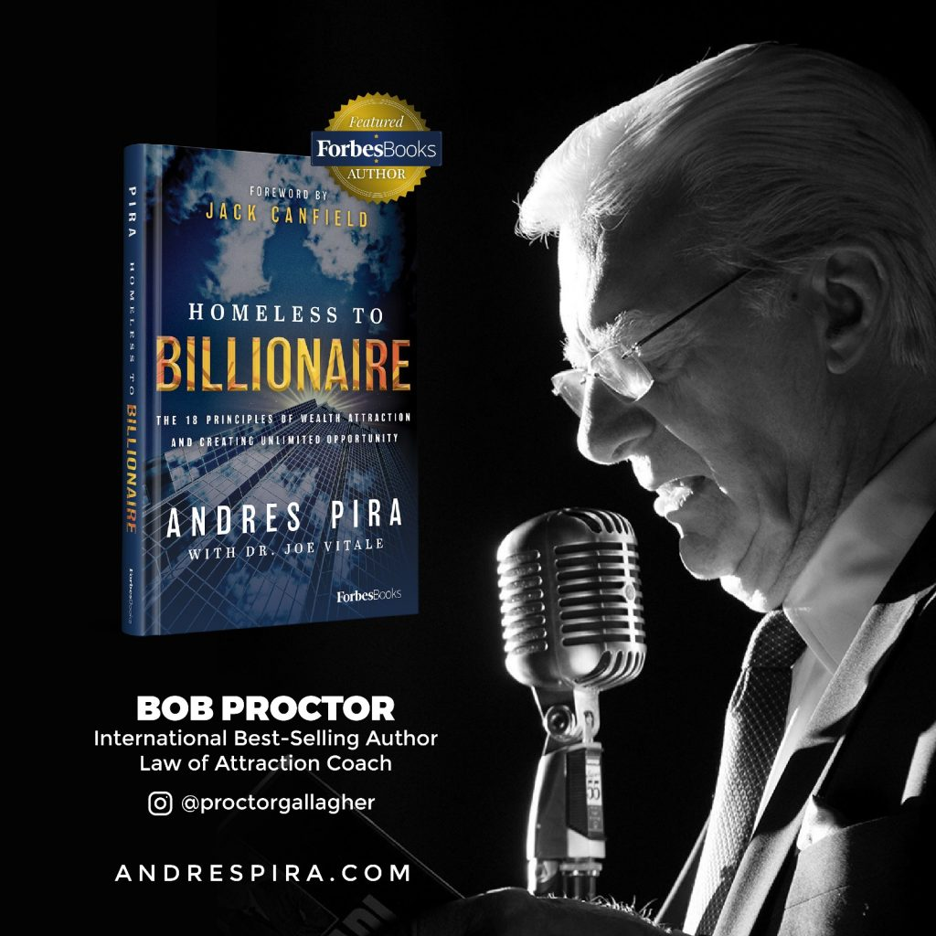 Bob Proctor on Homeless to Billionaire